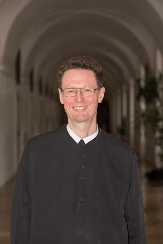 Pater Dominik Riegler