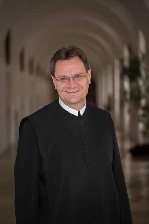 Pater Jacobus Tisch