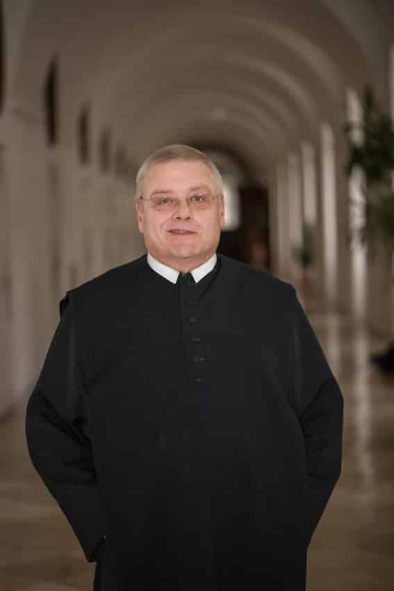 Pater Josef Rockenschaub