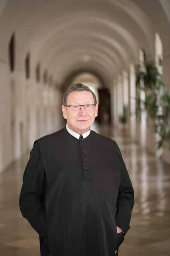 Pater Leo Heimberger