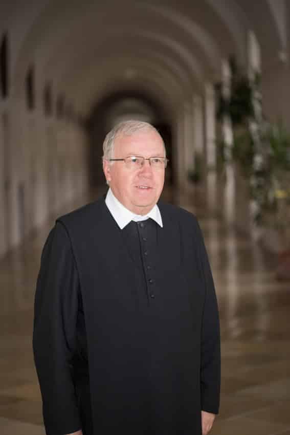 Pater Severin Ritt