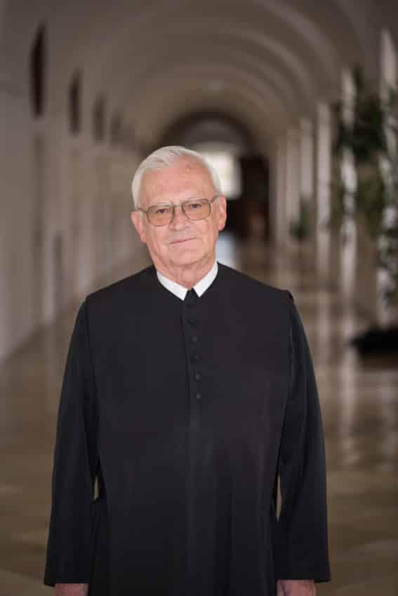 Pater Wichmann Freudenschuß