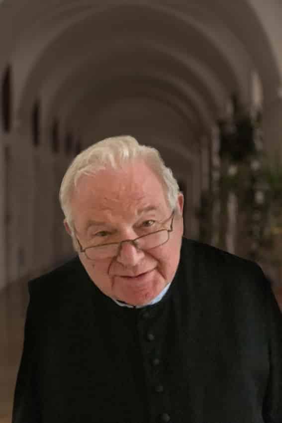 Pater Martin Mayrhofer