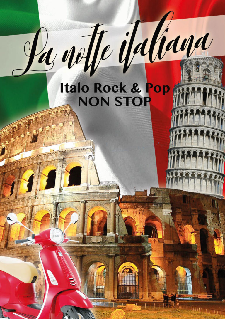 La notte italiana –Grande Amore! - ABGESAGT!