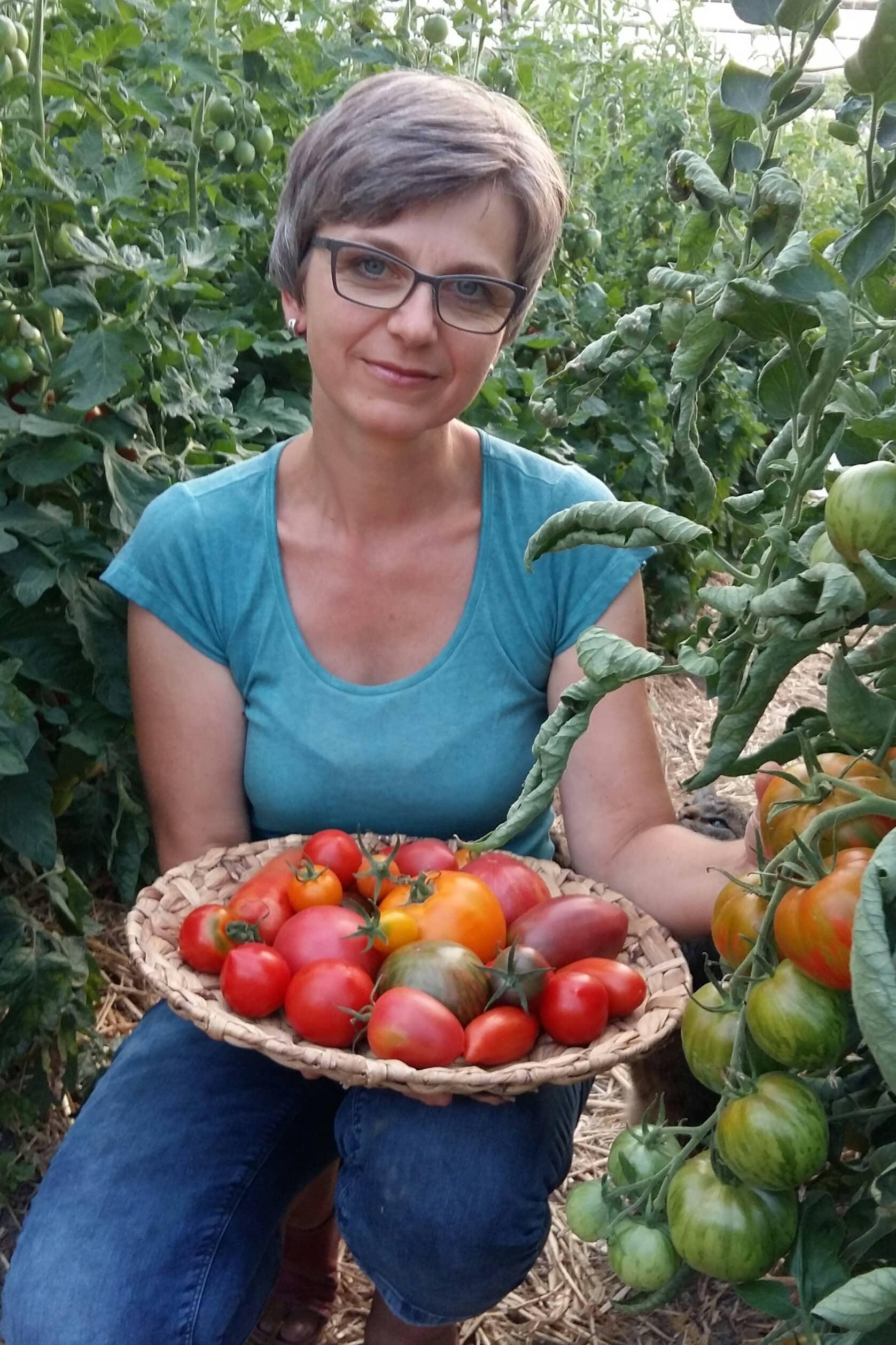 Edith Zeitlhofer - Biobäuerin aus Behamberg