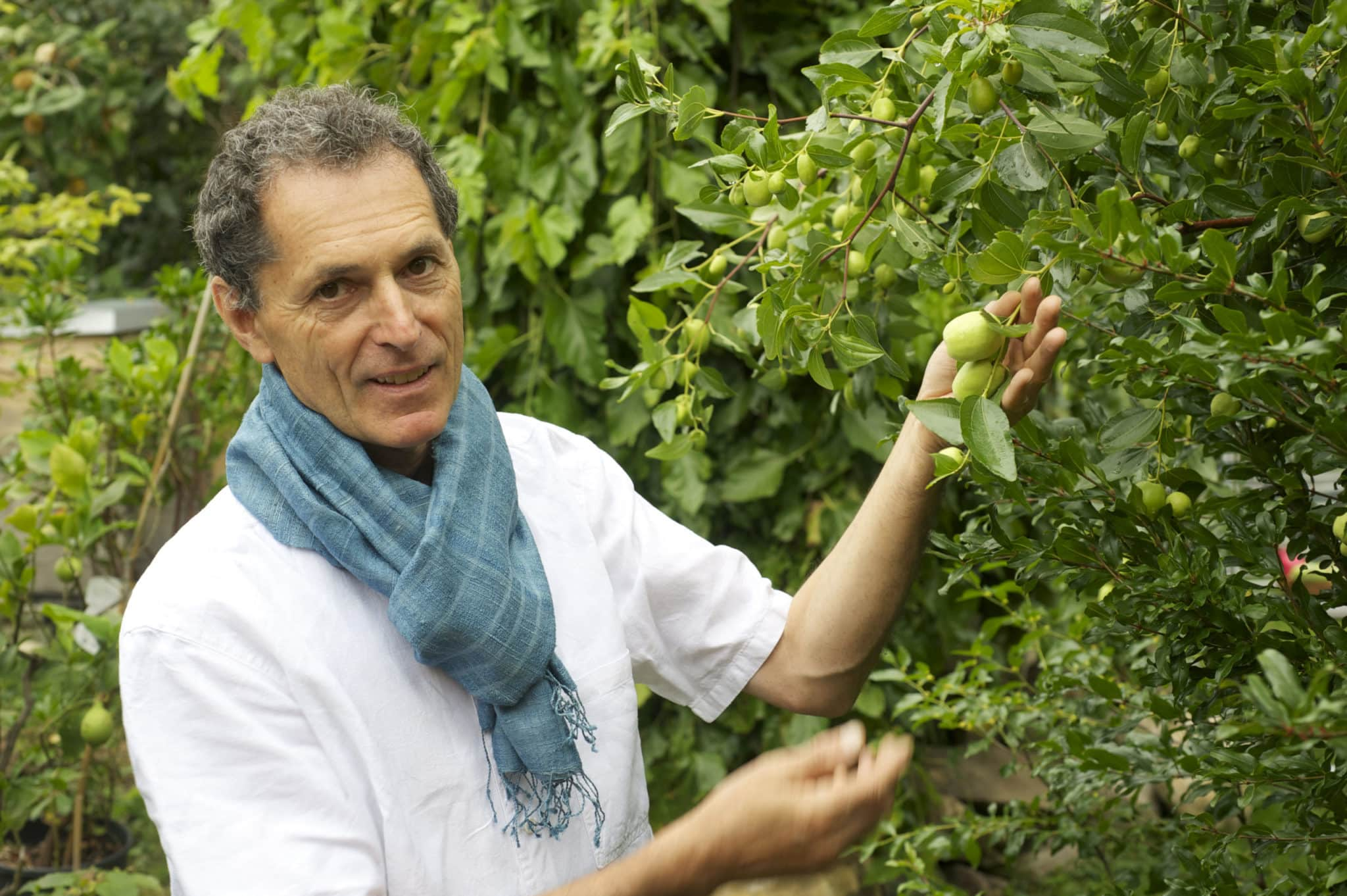 Siegfried Tatschl - Naturgärtner, Organisationsberater, Supervisor, Psychotherapeut sowie Permakulturpionier.